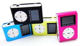 monday offer on new arrivals of mp3 players with screens