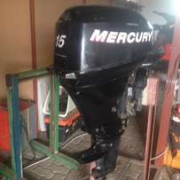 Mercury 15 H.P Four Stroke