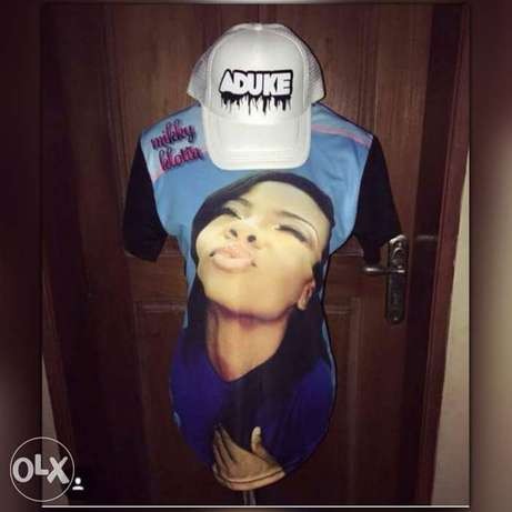 3D sublimation (your picture Direct on your shirt) Akure - image 2