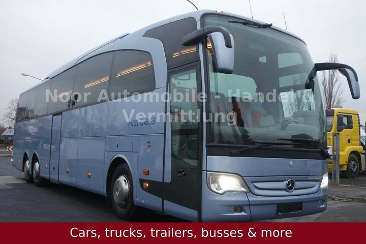 Evobus Travego O580 V8 RHD-M 48+2+1/E4/SafetyEdit/Luxli - 2007
