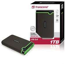 Transcend HDD 1TB Crown Gardens - image 2