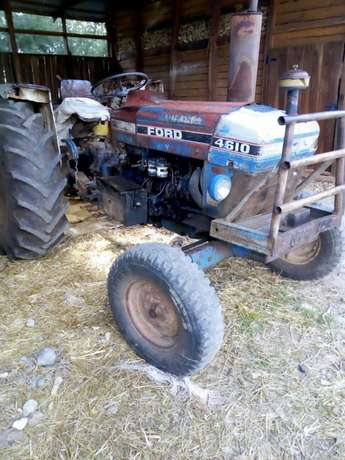 Tractor ford 4610 Elgonview - image 2
