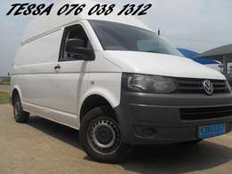 2011 VW Transporter T5 2.0 Tdi panel van in Great Condition Must see!