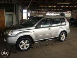 Nissan xtrail 4x4 optional automatic