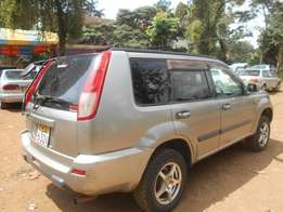Nissan Xtrail, local ,4WD and accident free.