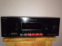 Sony amplifier 6.2 channel with remote