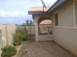 3 Bedroom Flat Bungalow For Sale at Fed. Housing, Okeonti, Osogbo