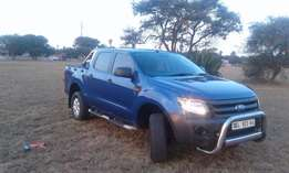 2014 Double Cab Ford Ranger 2.5 XL