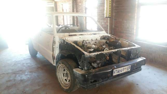 Ford Courier Warmbad - image 1