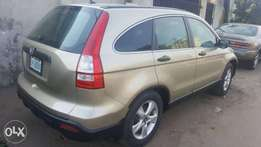 Neatly used Honda CRV 2008 model