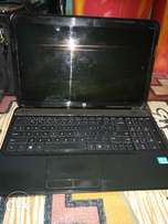 HP laptop g6 with 4gb 500gb corei3 for sale