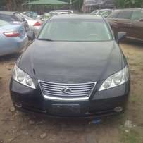 Lexus ES 350 full option for grabs