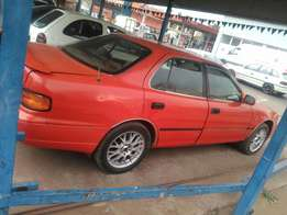 3.0l automatic Camry for sale R22000