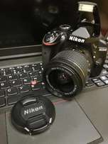 New Nikon D3300 Camera with 18-55mm AF-P DX lens