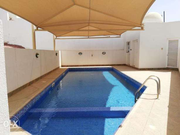Complex 5BHK Villa FOR RENT in Madinat Ahlam With Shared Pool