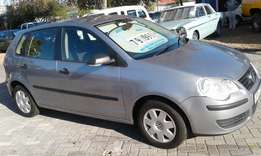 2007 VW Polo 1.4 Trend Line kms 202299