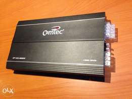 Camtec car amp 4600W brand new
