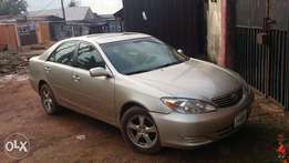 2003 toyota camry xle full option