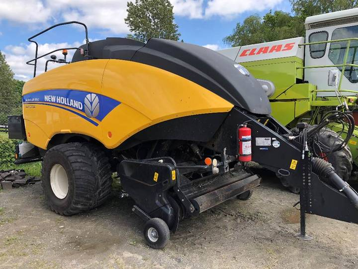 New Holland Bb 890 Rc - 2012