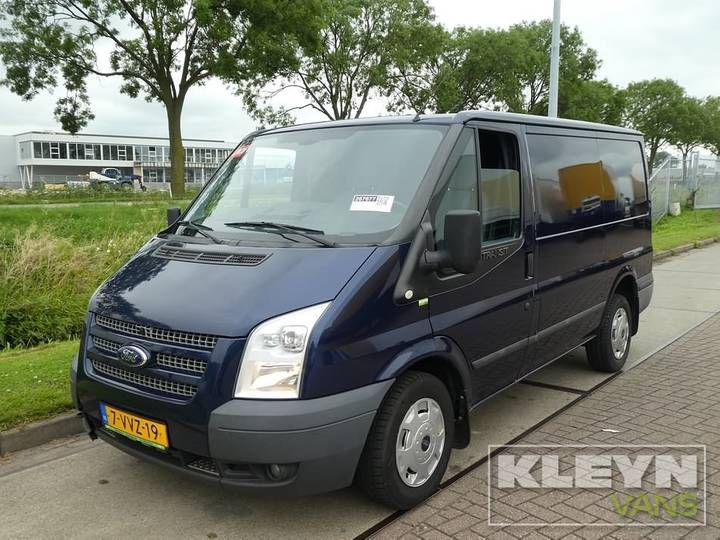 Ford TEANSIT 260 S 125 AM airco, metallic - 2012