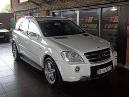 2008 mercedes-benz ml ml63 amg