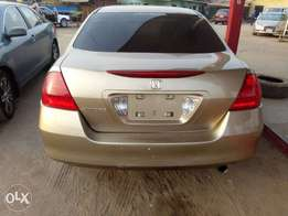 2007 Tokunbo Honda Accord ( Discuss Continue)