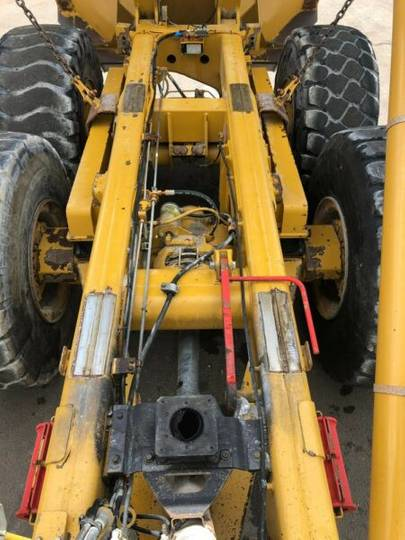 Caterpillar Dumper 725 ** BJ2009* 12440H** Top Zustand! - 2009 - image 18