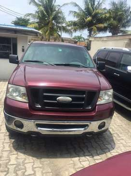 Ford F Truck Tokunbo
