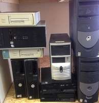 I buy old Pc towers.