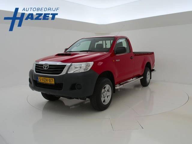 Toyota Hilux 2.5 D 4D LX *51.403 KM* TOPSTAAT - 2013