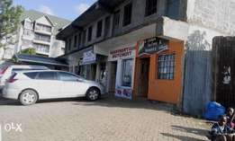 A commercial 1/8 acre in Ongata Rongai.