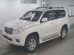 Toyota landcruiser prado new model TZG sunroof, finance terms accepted