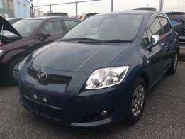 Very rare Navy blue Toyota Auris