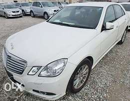 Pearl 2010 Mercedes Benz E300 Just Landed