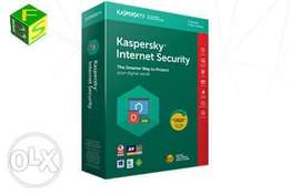 Kaspersky Anti-Virus internet security
