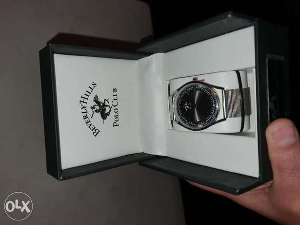 Original Us polo assn. and beverly hills watches from usa, 1300 each