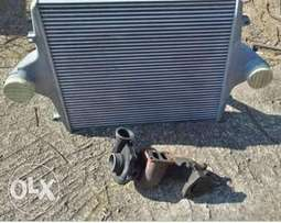 ADE 352 turbo with F90 intercooler