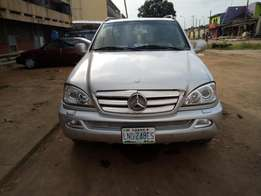 Few months used ml320 for sale 2000 model