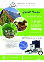 Solar Power and Back-Up systems