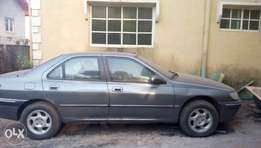 Peugeot 406 full armoured bullet proof