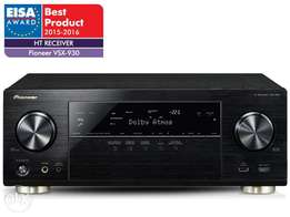 PIONEER VSX-930 AV Receiver HDMI 4K 7.2 Channel/ WIFI / BLUETOOTH