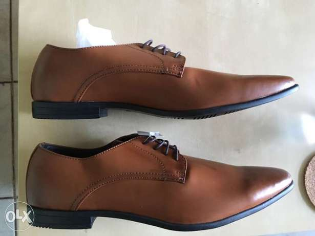 New leather shoes الخبر -  1