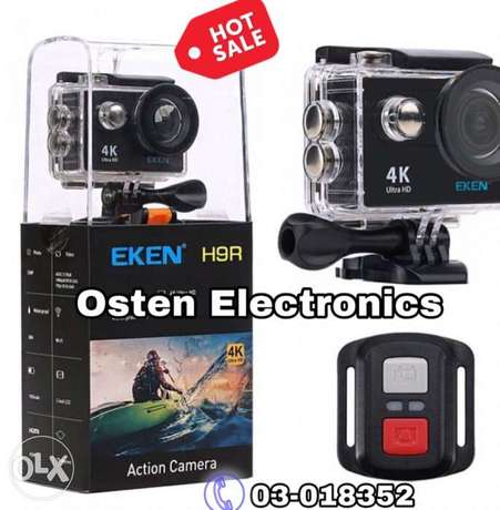Action camera from EKEN WiFi full HD 1080p 30 meter under waterproof
