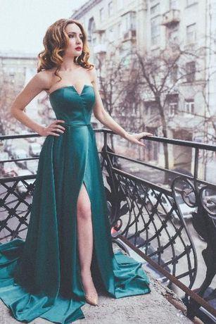 af88ea64304eadd Эксклюзивные дизайнерские платья на прокат в аренду. фотосессия макияж Киев  - изображение 5