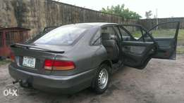 Used Mitsubishi gallant ( price N450,000) negotiable.