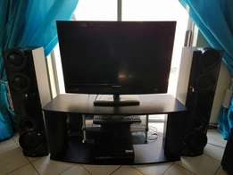 Lg sound system with dvd player