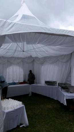 Small activation tent 3*3*3 Nairobi CBD - image 2