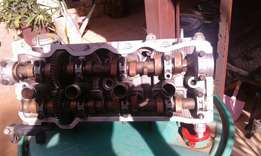 Complete Cilinder Head for Toyota Camry
