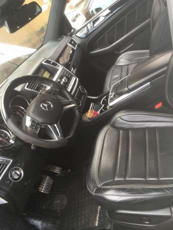 2012 Bought Brand New ML63 AMG Lekki - image 5