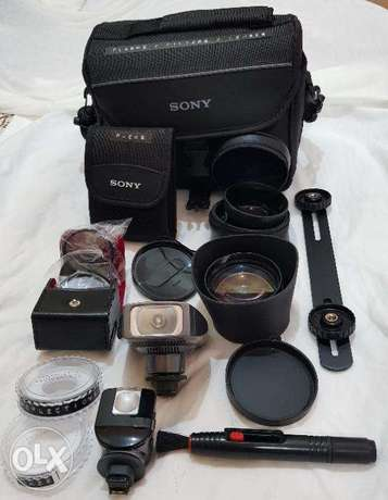 Sony Camera Lenses, Accessories & Bags